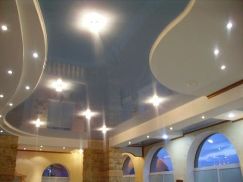 Model faux plafond platre marocain versailles prix moyen for Model faux plafond salon