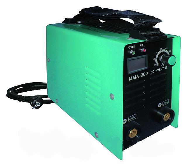 Сварочный инвертор Puls MMA-250D mini