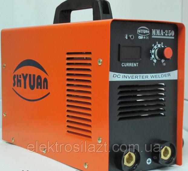 Инвертор сварочный SHYUAN MMA-250