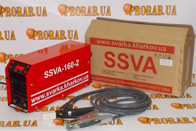 комплектация ССВА-160-2