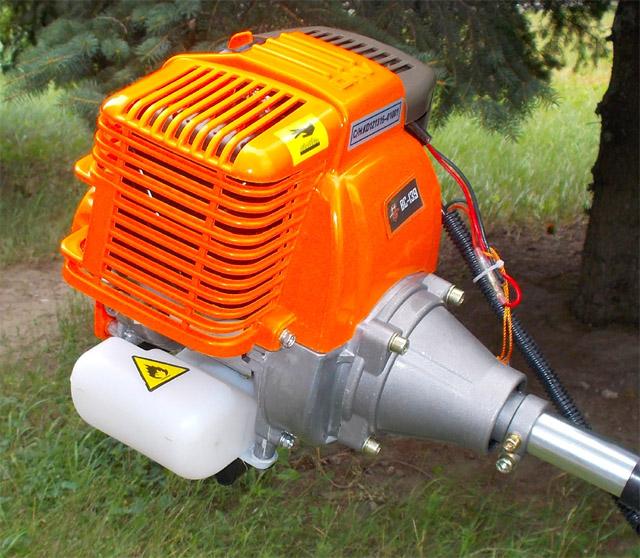 4-х тактный мотор Hausgarten BC-139