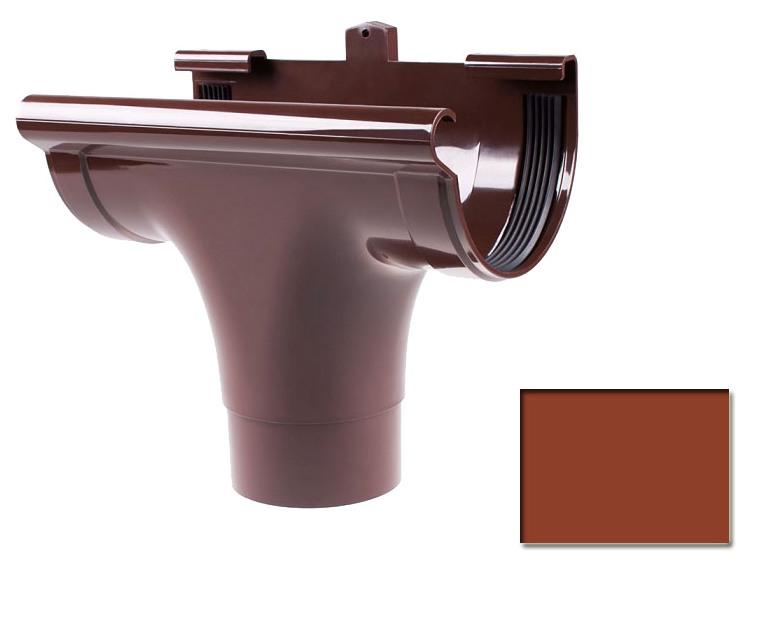Ливнеприемник проходной Profil 90 кирпичный 3009 (код 107)