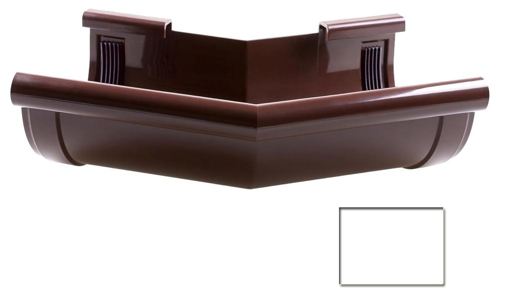 Угол наружный Profil 130 Z 135 гр белый 9016 (код 003)