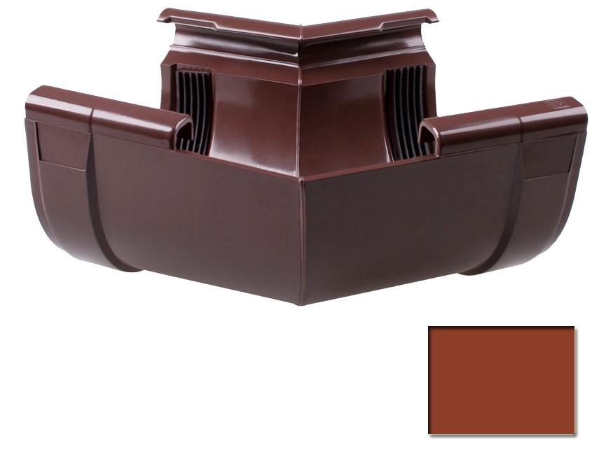 Угол внутренний Profil 130 W 135 гр кирпичный 3009 (код 004)
