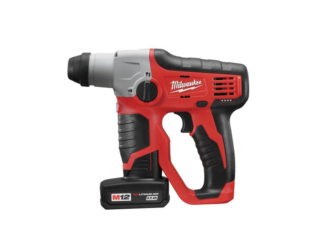 Перфоратор Milwaukee M12 H-202C