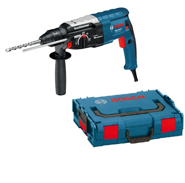 Перфоратор Bosch GBH 2-28 DV L-Boxx