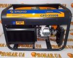 Бензиновый генератор Sadko GPS-3500B