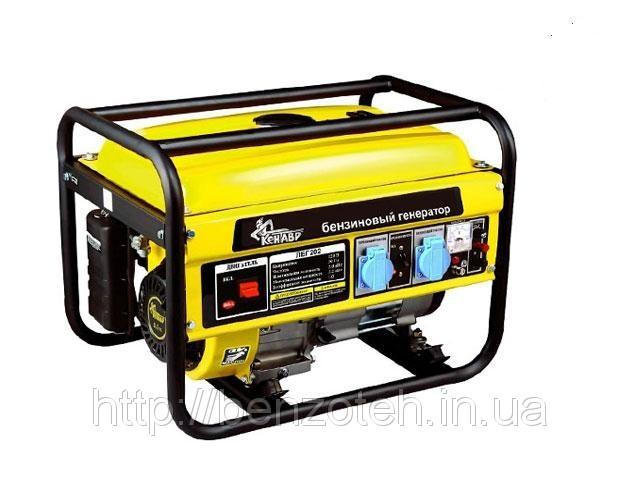 Бензиновый генератор Кентавр ЛБГ202