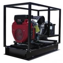 Бензиновый генератор AGT 12001 HSBE