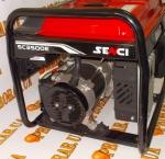 Бензогенератор Senci SC3500E