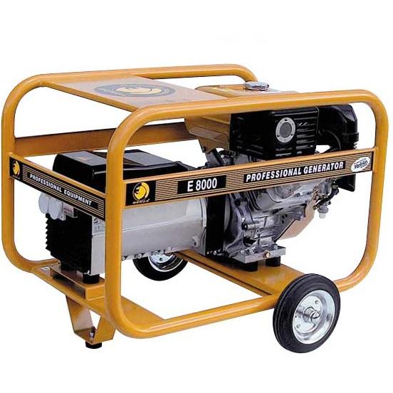Бензиновый генератор Benza E8000