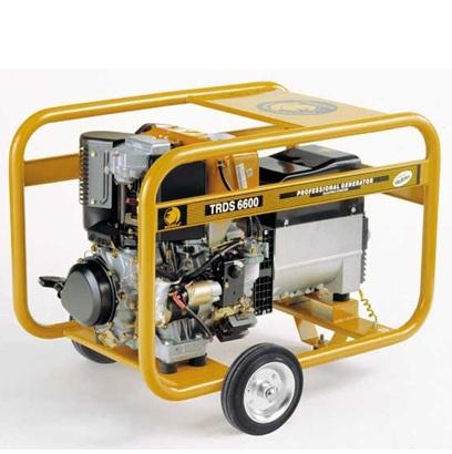 Дизельный генератор Benza TRDS 6600