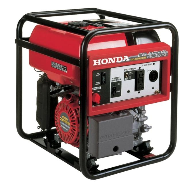Бензиновый генератор Honda EB3000S
