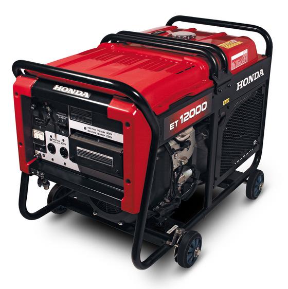 Бензиновый генератор Honda ET12000 RG