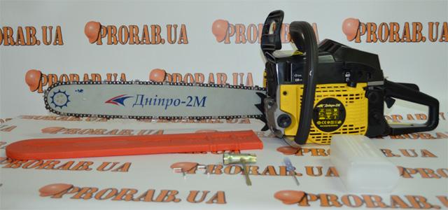 комплектация Дніпро-2М
