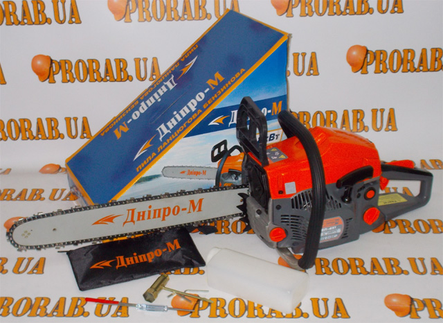 комплект поставки Днипро-М БП-451