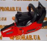 Бензопила Sadko GCS 510E (2 шины, 2 цепи)