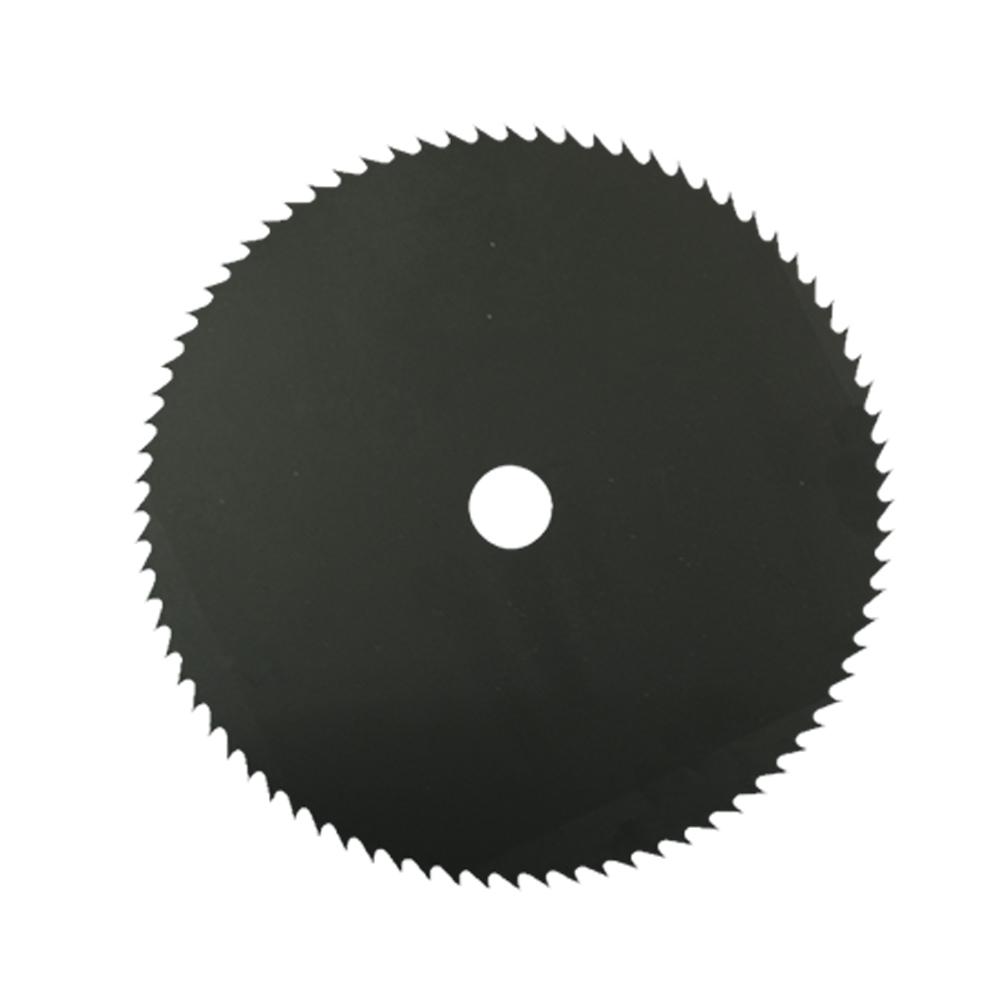 диск 80-и лепестковый для бензотриммера, 255х25х1,0 мм СПЕЦ 31z080