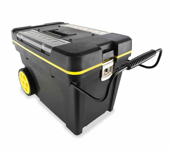 ящик инструментальный с колесами 61,3 x 41,9 x 37,5см (уп.2) STANLEY 1-92-904